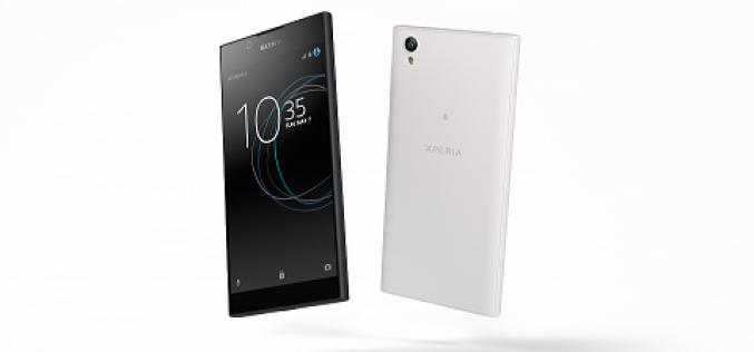 Sony Mobile presenta Xperia L1