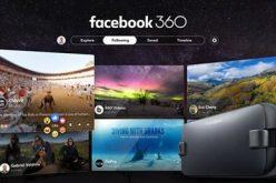 Facebook 360 è l'app social per la realtà virtuale