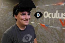 Palmer Luckey, co-fondatore di Oculus VR, lascia Facebook