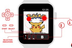 Apple Watch diventa un Game Boy con cui giocare ai Pokémon