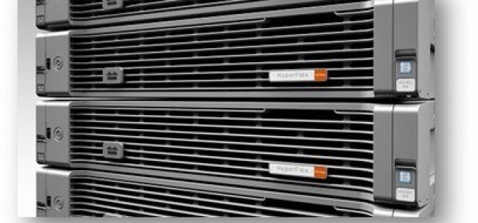 In meno di un anno 1.100 clienti hanno scelto Cisco HyperFlex