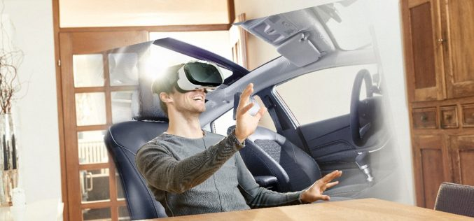 "Ford immagina la realtà virtuale applicata al ""Try Before You Buy"""