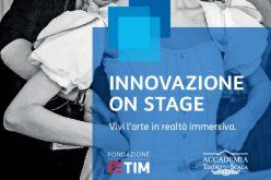 Fondazione TIM e Accademia Teatro alla Scala: parte il tour Innovazione on stage