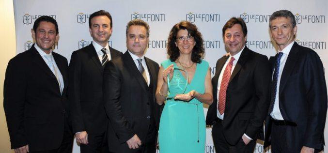 """ADP Italia vince il premio """"Le Fonti"""" come eccellenza dell'anno in """"Innovazione & Leadership – HR Solutions"""""""