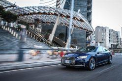 Nuova Audi A5 record di intelligenza ed eleganza