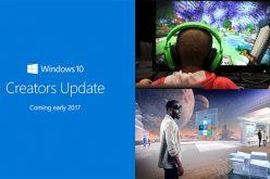 Windows Creators Update verrà rilasciato l'11 aprile