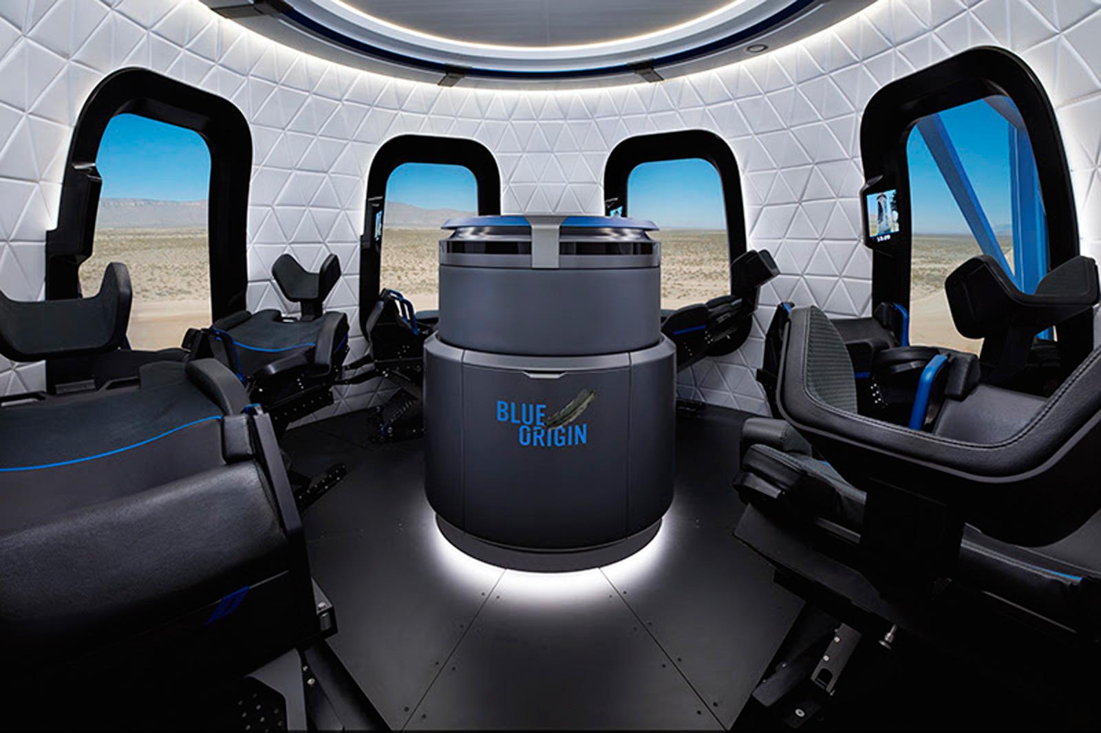 Blue Origin posticipa di un giorno il volo spaziale di William Shatner