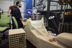Ford studia le potenzialità della stampa 3D per la produzione di componenti a grandezza naturale