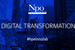 Npo Sistemi inaugura il progetto HPE Innovation Lab per esplorare i nuovi orizzonti della Digital Transformation