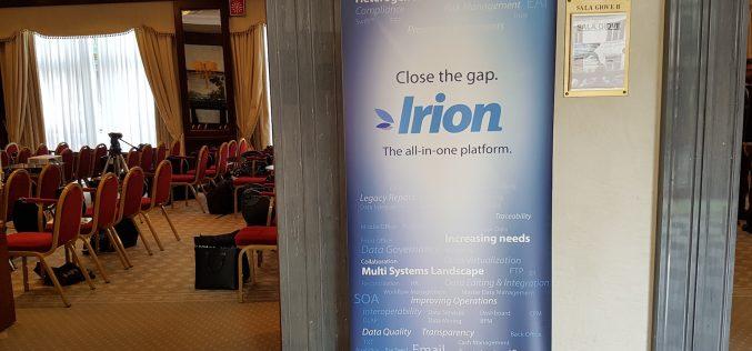 Irion Innovation Day 2017: il vantaggio competitivo dell'Enterprise Data Management