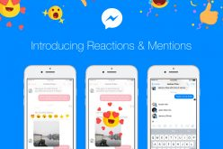 Su Messenger arrivano Mentions e Reactions
