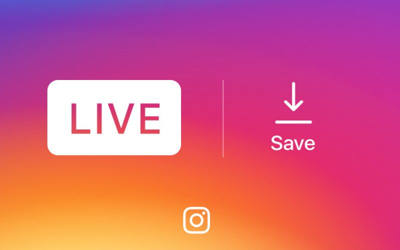 Da oggi i video live si salvano sullo smartphone — Instagram