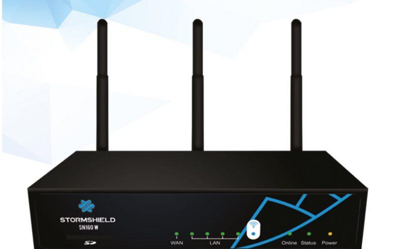 Stormshield protegge il wifi delle piccole aziende con i nuovi SN160W e SN210W