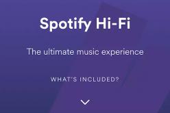 Con Spotify Hi-Fi arriva l'audio in altissima qualità a 1.411 Kbps