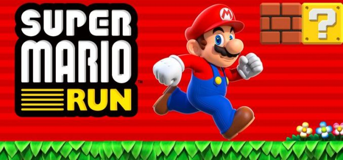 Super Mario Run salta su Android