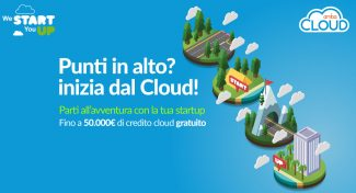 Aruba Cloud presenta il programma We START you UP