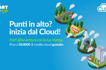 Aruba Cloud presenta il programma We START you UP