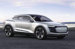 Un nuovo passo verso la e-mobility: Audi e-tron Sportback concept