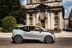 """DriveNow celebra i primi 100 giorni di """"elettrico"""" a Milano"""