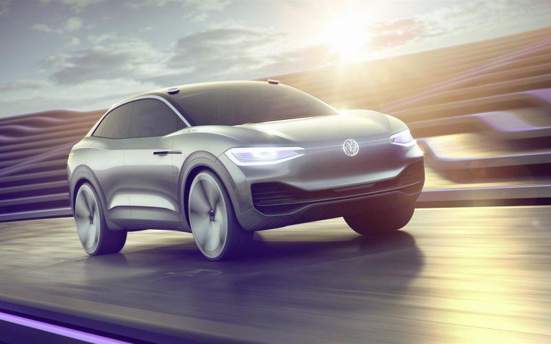 Salone di Shanghai 2017: anteprima mondiale della concept car I.D. CROZZ