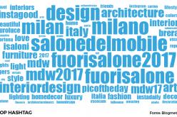 Tutti i numeri social della Design Week 2017: oltre 14 milioni di interazioni