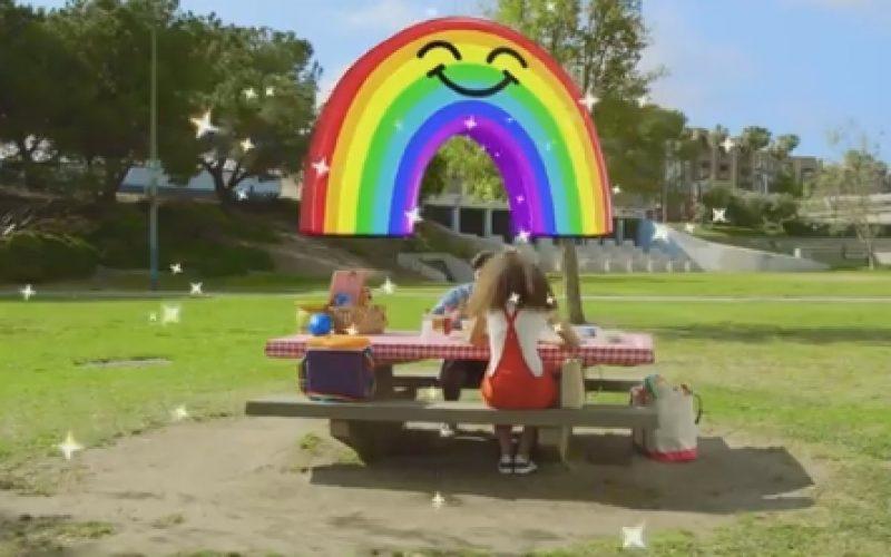 Snapchat porta la realtà aumentata in ogni foto