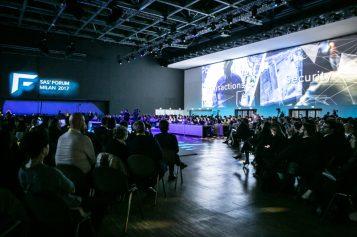 SAS Forum Milan 2017, sfidare il futuro