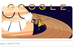 Doodle spaziale per la Sonda Cassini, ecco perché