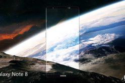Galaxy Note 8: ecco come sarà