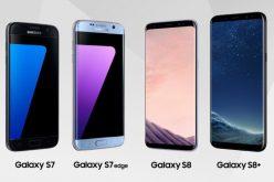 Altro che crisi: le prevendite del Galaxy S8 superano quelle dell'S7