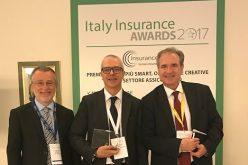 HDI con GFT: il progetto Antifrode vince l'Italy Insurance Awards 2017