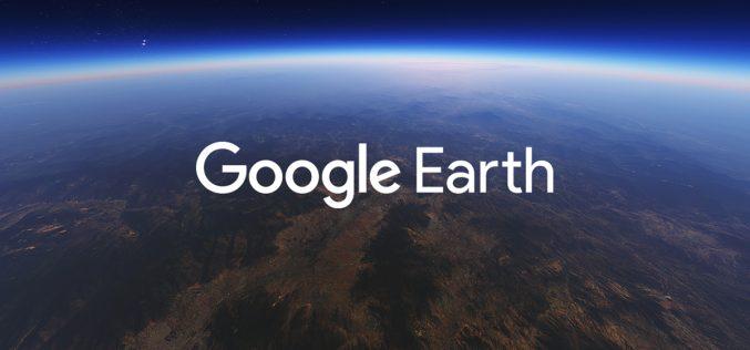 Ecco il nuovo Google Earth, più veloce e bello da vedere