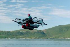 Ecco la moto volante finanziata dal co-fondatore di Google