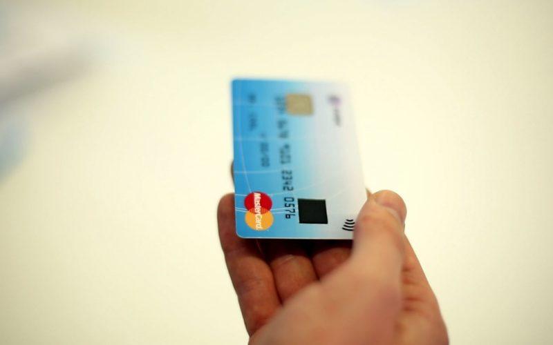 Le nuove Mastercard avranno un sensore di impronte