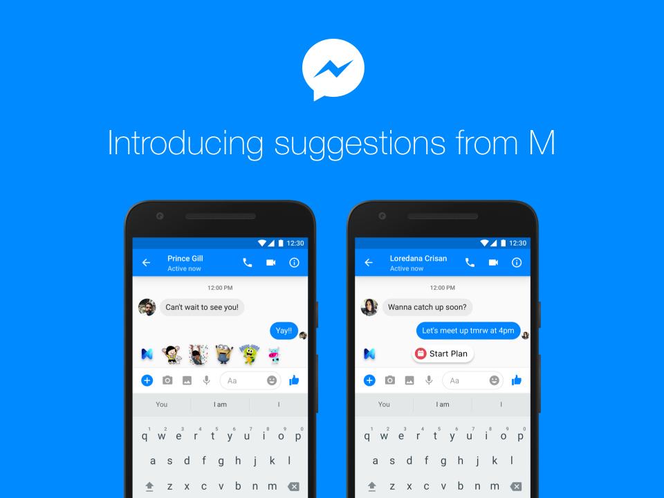 m messenger