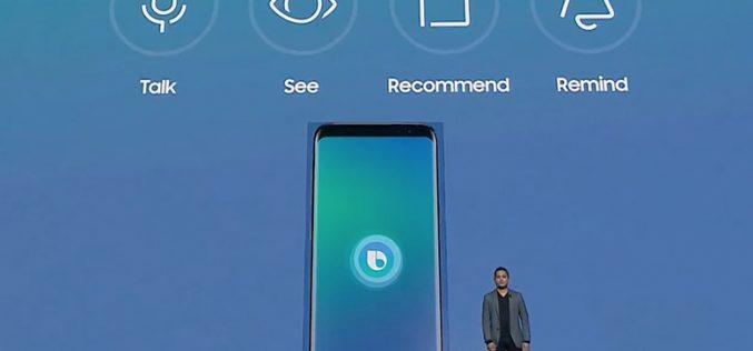 Bixby arriva anche sui frigoriferi di Samsung