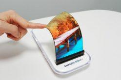 Galaxy X: lo smartphone pieghevole è reale