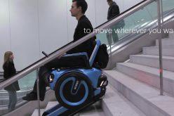 Ecco Scewo, la sedia a rotelle che elimina le barriere