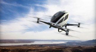 Uber pronta a lanciare i suoi taxi volanti nel 2020
