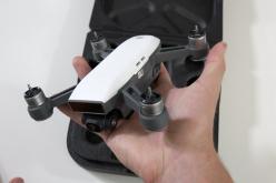 Spark, il mini drone che decolla dalla tua mano