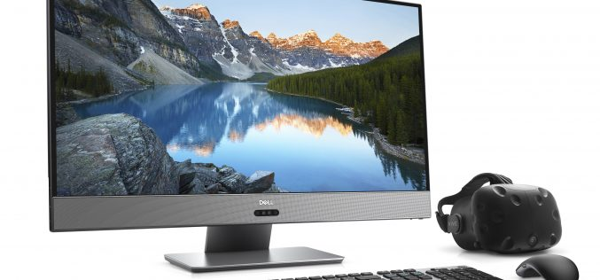 Dell Inspiron 27 7000 è il primo all-in-one con chip Rizen