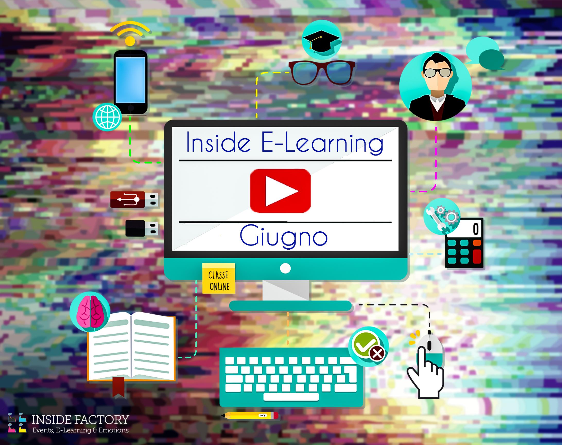 Torna l'appuntamento con l'apprendimento virtuale promosso da Inside Factory.Tutto sull'ICT in 9 webinar. Pillole formative fruibili in qualsiasi luogo, da ogni device Le sessioni sono sempre più specifiche, la formazione