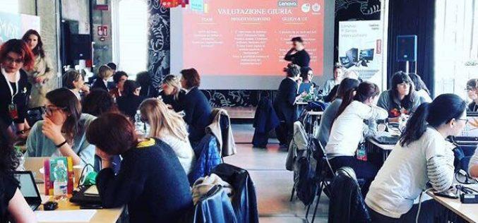"""""""Smart Girls, Smart City"""": l'hackaton di Lenovo per una città a misura di donna"""