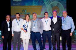 """Nextmedia conquista il premio """"NEC EMEA Smart Hospitality Solution Partner"""" alla Partner Conference NEC EMEA 2017"""