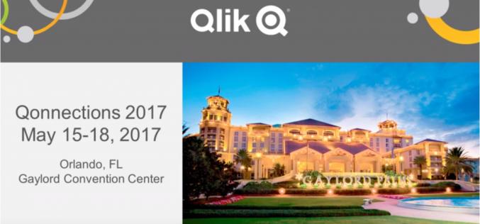 Qonnections, la conferenza globale per clienti e partner, riunisce il meglio di Qlik