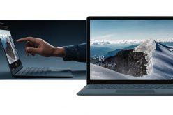 Microsoft presenta Windows 10 S e Surface Laptop