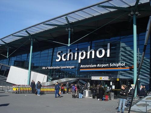 Schiphol aeroporto di Amsterdam