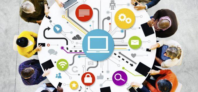 Lavoro digitale moltiplicatore di risorse