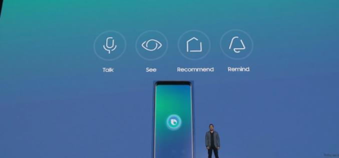 Samsung presenta la seconda generazione dell'AI Bixby