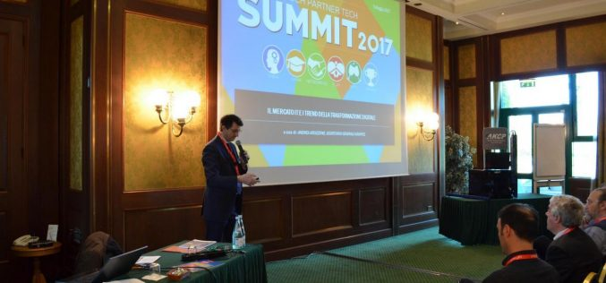 Un Partner Summit tra Cloud, Security e giochi